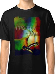 Tea time dreaming (T-Shirt) Classic T-Shirt