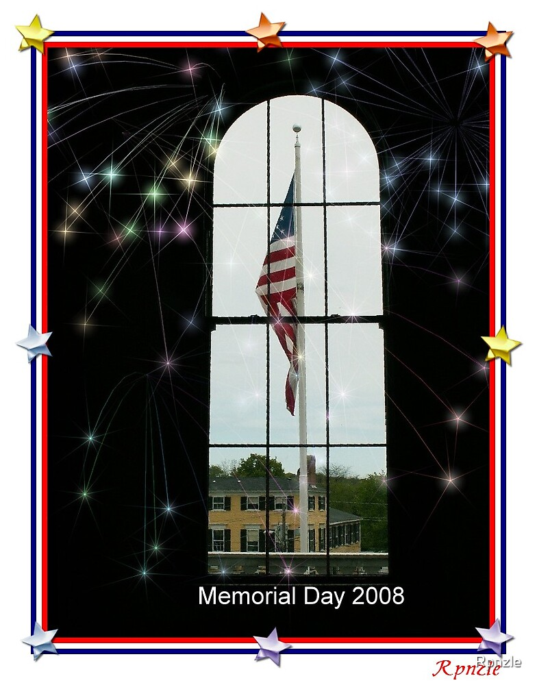 Memorial Day 2008 by Rpnzle