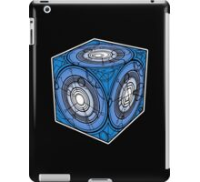 "Tardis ""Siege Mod"" Blue - Doctor Who iPad Case/Skin"