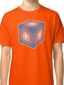 "Tardis ""Siege Mod"" Blue - Doctor Who Classic T-Shirt"