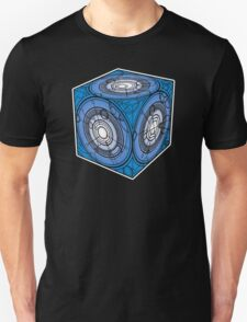 "Tardis ""Siege Mod"" Blue - Doctor Who T-Shirt"