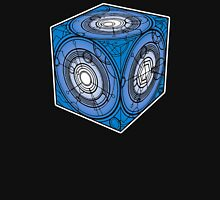 "Tardis ""Siege Mod"" Blue - Doctor Who Unisex T-Shirt"