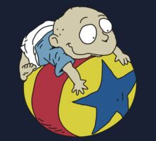Tommy Pickles from The Rugrats One Piece - Long Sleeve