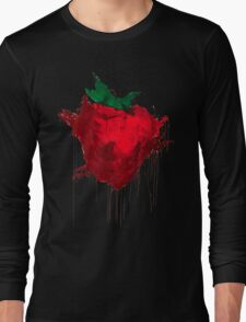 Strawberry from Across the universe Long Sleeve T-Shirt