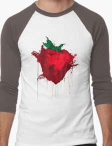 Strawberry from Across the universe Men's Baseball ¾ T-Shirt