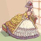 Marie Antoinette by Alice Carroll