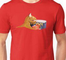 dinosaurs loves spam Unisex T-Shirt