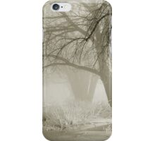 Ghosts In The Mist iPhone Case/Skin