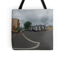 Carrick Crossroads, Donegal(Rectangular)  Tote Bag