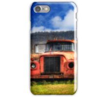 Latsha Lumber Company - Color iPhone Case/Skin
