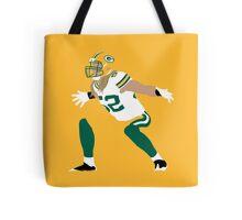 Clay Matthews Tote Bag