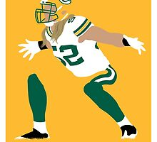 Clay Matthews by BaseballBacks