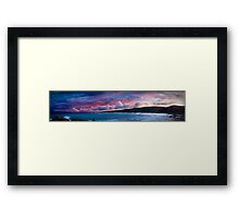 Sugar Loaf Bay II Framed Print