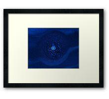 Monster Eye Framed Print