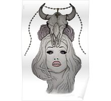 Clear background Sharon Needles Design Poster