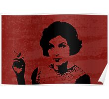 Twin Peaks Audrey Horne Poster