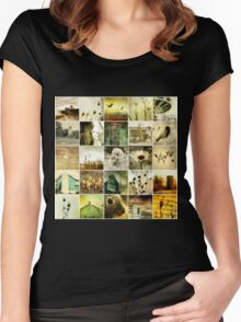 A Day In The Life Women's Fitted Scoop T-Shirt