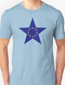 Europe EU star flag T-Shirt