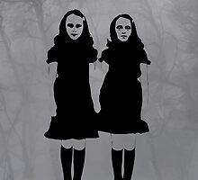 The Shining - Grady Twins by pithypenny