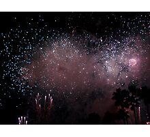 Firework Splendor Photographic Print