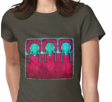 waiting for a dream Womens Fitted T-Shirt