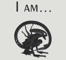 I Am... Alien by Lisa  Weber