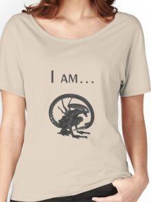 I Am... Alien Women's Relaxed Fit T-Shirt