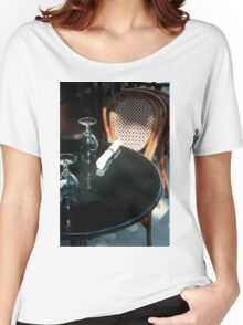 Open Table for Dinner Women's Relaxed Fit T-Shirt