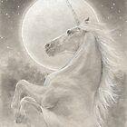 The Unicorn by JamesBrowneArt
