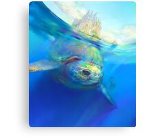 Travel in style Canvas Print