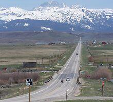 Highway 33 by shutterup