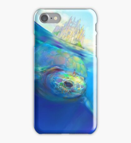 Travel in style iPhone Case/Skin