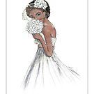 Blushing Bride Mia by Veronica Miller Jamison