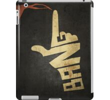 See You Space Cowboy... iPad Case/Skin