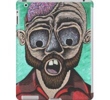 Zombie Lumberjack iPad Case/Skin