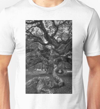 Angel Oak Tree 2 Unisex T-Shirt