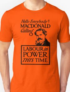 1923 ELECTIONS- LABOUR T-Shirt