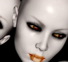 Mannequins by Shanina Conway