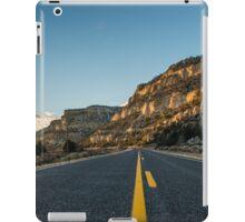 Route 12 - Escalante, Utah iPad Case/Skin