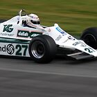 Alan Jones F1 by JohnGo
