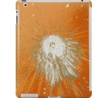 Impact #2 - Orange iPad Case/Skin