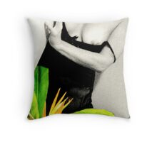 lost and in innocence...... Throw Pillow