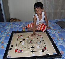 carrom play by gopalshroti