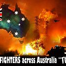Australian Firefighters Thank You by rossco
