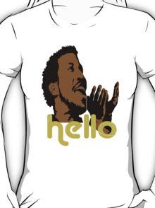 Lionel Richie - Hello T-Shirt