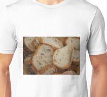 Artisan Bread Slices Unisex T-Shirt