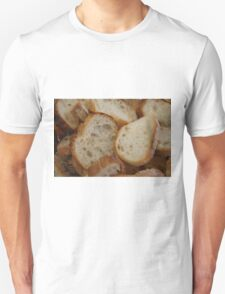 Artisan Bread Slices T-Shirt