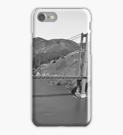 Urban Dimensions SF Bridge iPhone Case/Skin