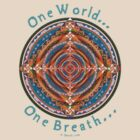 One World One Breath by omsah