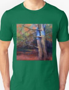 OLD NEIGHBORS ( TREE ) from original pastel painting by Madeleine Kelly Unisex T-Shirt